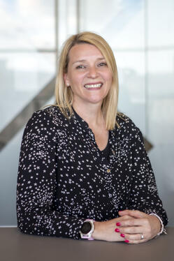 Shortlisted: Fiona Barker, Rising Star of the Year
