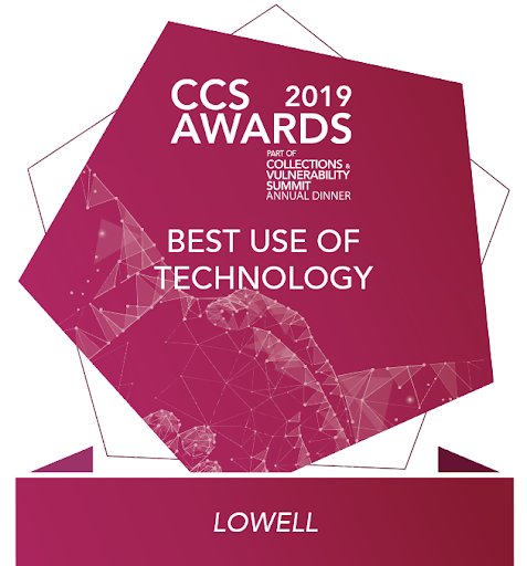 CCS Winner 2019 Best Use Technology