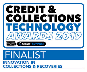 2019 Credit Connect Technology Awards Finalist
